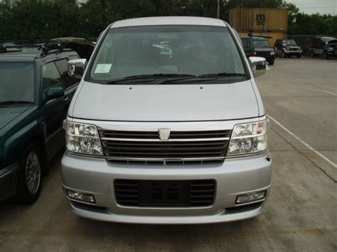 Nissan Elgrand Photo by Used 2002 Nissan Elgrand Photos