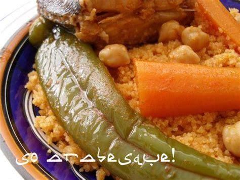 recette cuisine couscous tunisien recettes de couscous tunisien au poisson