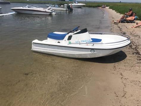 Cat Boats For Sale Long Island by Jet N Cat 3 Passenger Jetski Boat Yamaha Power Rare