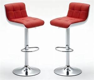 Tabouret De Bar Ikea : tabouret de cuisine rouge cuisine en image ~ Teatrodelosmanantiales.com Idées de Décoration
