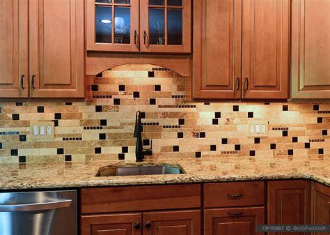 Travertine Tile For Backsplash In Kitchen : Travertine Tile Backsplash Photos & Ideas
