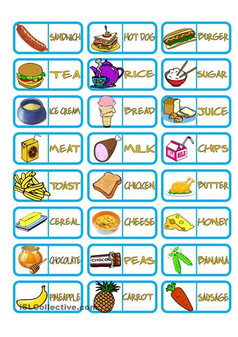 domino cuisine 17 best images about on vocabulary