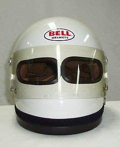 vtg  rare bell xf gp autodrag racing helmet formula