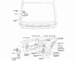 Toyotum 1992 Toyotum Pickup Fuse Diagram