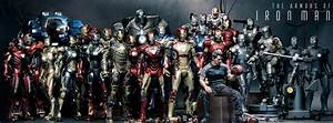 Image Gallery iron man all suits