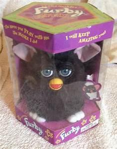original 1st issue furby toy unopened | Severn Beach Antiques