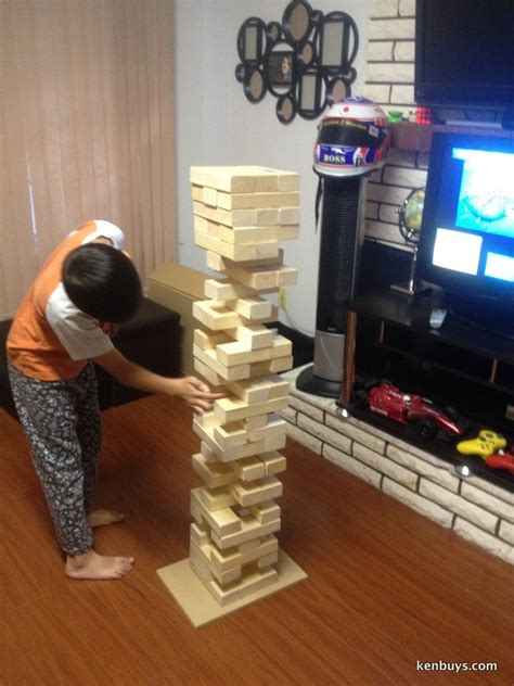 diy big giant jenga blocks ken buys reviews