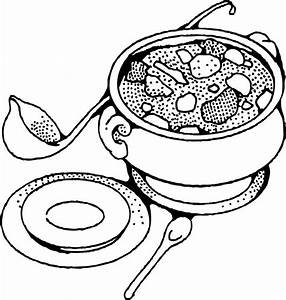 Soup Bowl Drawing at GetDrawings.com | Free for personal ...