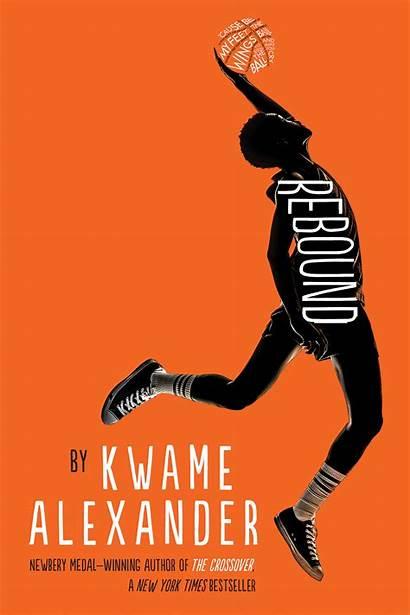 Kwame Alexander Basketball Rebound Poetry Dribble Shoot