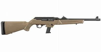 Carbine Pc Ruger 9mm Fde Barrel Threaded