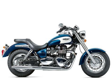 2012 Triumph America Motorbike Picture