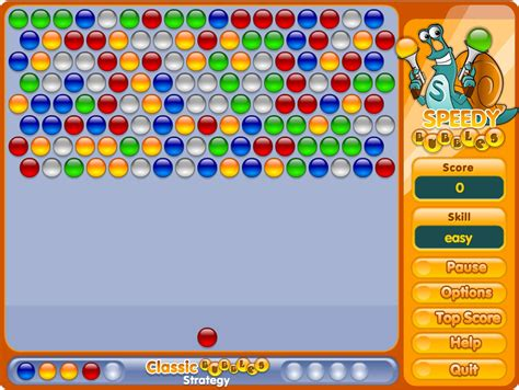 Speedy Bubbles Play Free Online Facebook Game  Games Funia
