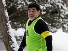 馬勒當拿:喺巴塞吸毒係人生最差決定 | Goal.com