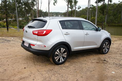 Review Kia Sportage by Kia Sportage Review Caradvice
