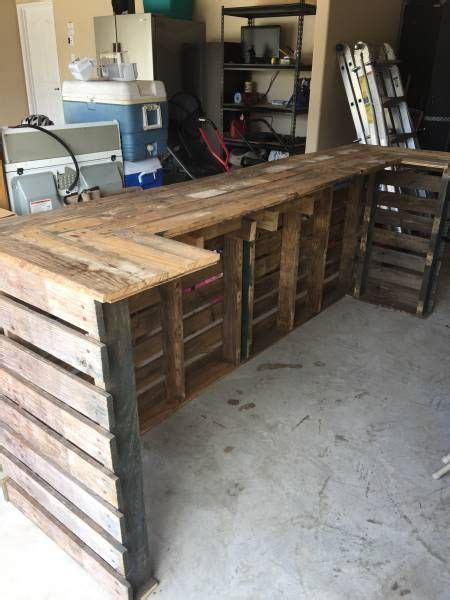 Diy Bar Furniture by Pallet Bar The Woodlands Furniture For Sale