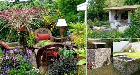 Idejas dārziem 3426 - 3450   Small flower gardens, Small ...