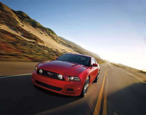 ford mustang top speed
