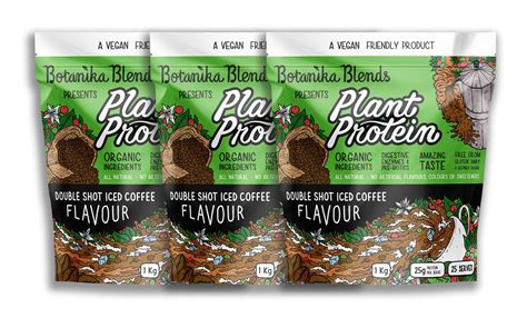 254 likes · 4 talking about this. Double Shot Iced Coffee Plant Protein - Botanika Blends