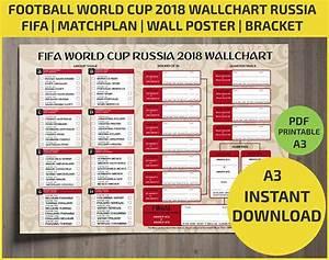 19 Best Wallchart Fifa 2018 World Cup Russia Pdf