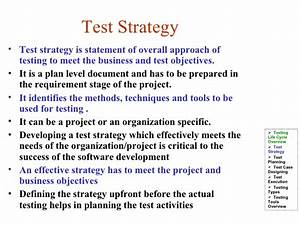 27 images of test strategy template with example infovianet With performance test strategy template