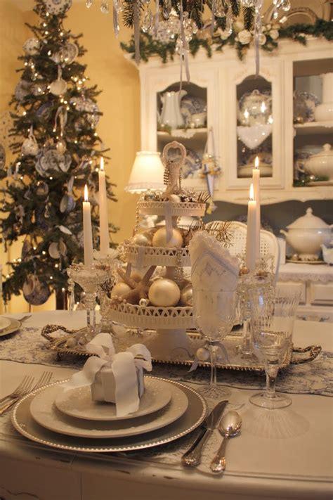 elegant christmas table settings ideas my romantic home setting a beautiful table