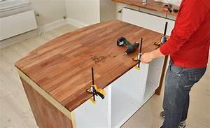 Kücheninsel Selber Bauen : kochinsel bauen k che renovieren bild 25 ~ Lizthompson.info Haus und Dekorationen