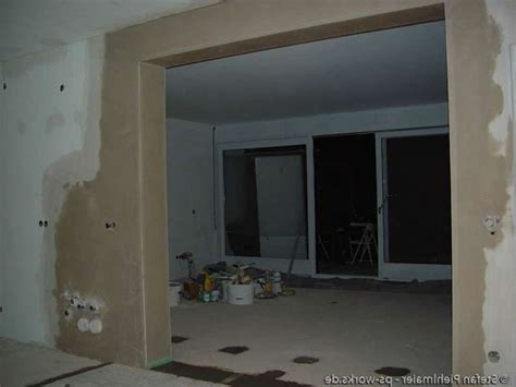 Nichttragende Wand Entfernen Baugenehmigung by Nichttragende Wand Entfernen Wanddurchbruch Abbruch
