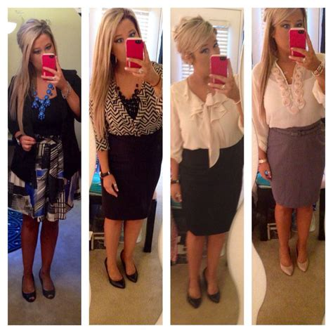 159 best Professional Outfits images on Pinterest   My style Girly and Feminine fashion