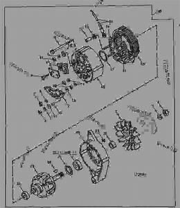 Alternator  51 Amp    - 736175