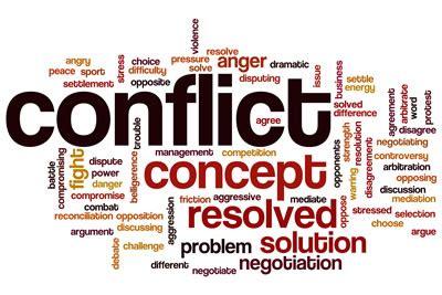 conflict resolution  patient
