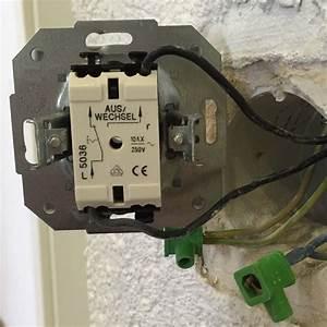 Aufputz Lichtschalter Anschließen : anschluss aus wechselschalter beleuchtet von kopp elektrik schalter lichtschalter ~ Watch28wear.com Haus und Dekorationen