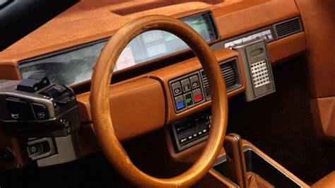 20 Retro Cars With The Coolest Digital Dashboards