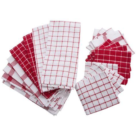 Dii Kitchen Towel And Dishcloth Set  20piece  Save 42