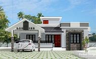 Contemporary Style Home Design