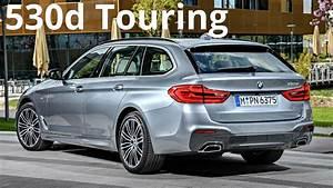 Bmw 530d Touring : 2017 bmw 530d touring dynamic excellence and intelligent functionality youtube ~ Gottalentnigeria.com Avis de Voitures