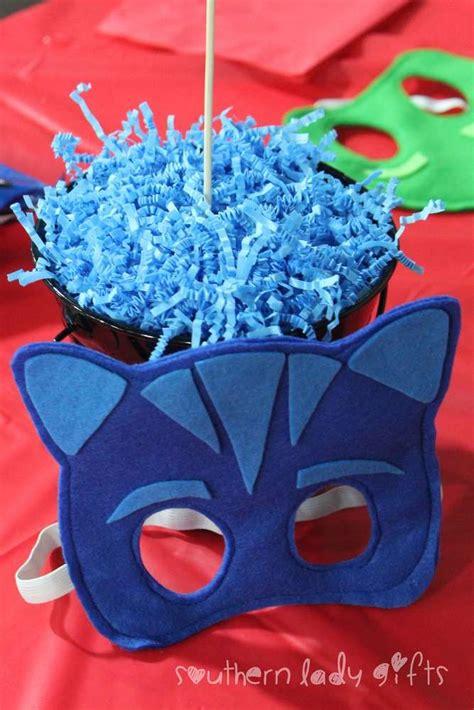 pj masks birthday party ideas photo    catch