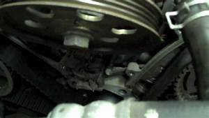 How To Change A Timing Belt And Water Pump On A Honda