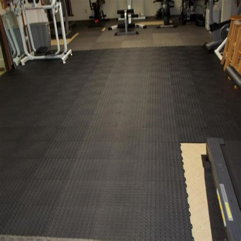 fatigue flooring tile staylock bump top ergonomic aerobic flooring