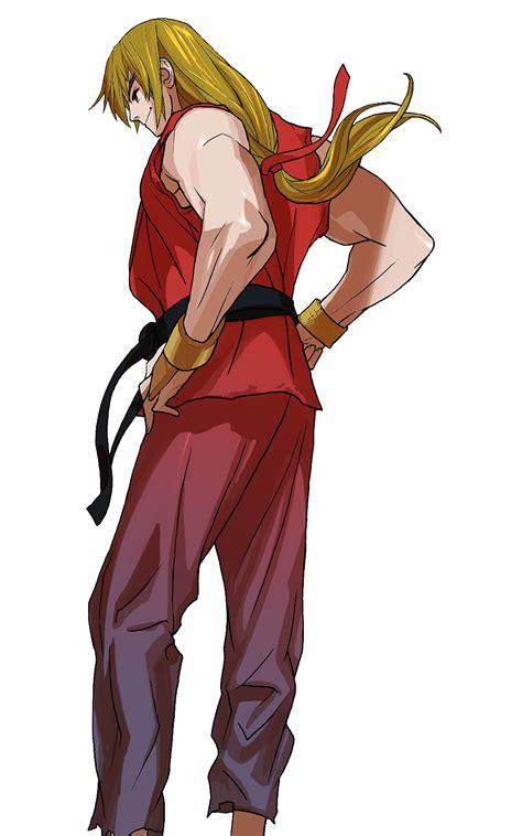 Street Fighter Alpha Anthology Ken By Hes6789 On Deviantart
