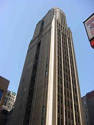 Bush Tower New York