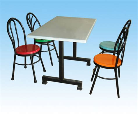 dining chair table fast food chair table restaurant chair