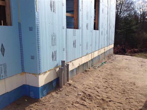 Exterior Insulation On 2x4 Walls Versus 2x6 Walls With