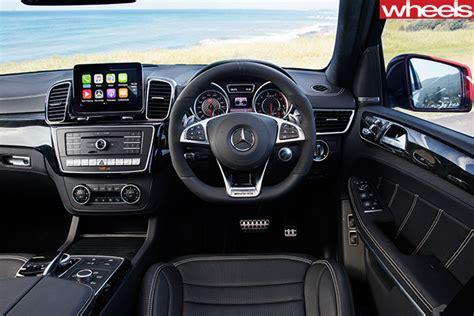 mercedes gls interior 2016 mercedes benz gls review