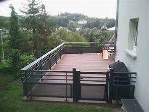 garde corps aluminium terrasse noel 2017 With garde corps terrasse prix