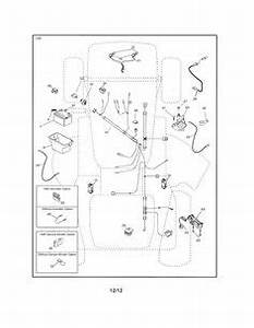 lawn mower ignition switch wiring diagram moreover lawn With is the older carb diagram the starter circuit should be the same