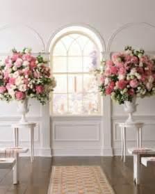 wedding ceremony flowers wedding flowers part iii ceremony flowers reception flowers and decor