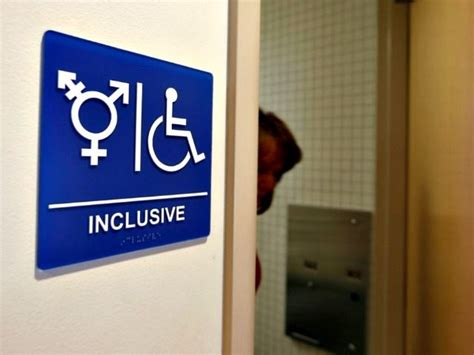 public support  transgender bathrooms twirls