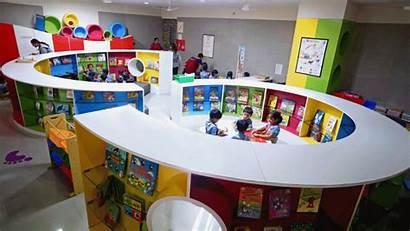 Play Library Facilities Area