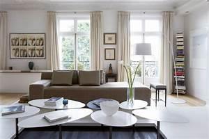 Style Deco Salon : style id e d co salon beige ~ Zukunftsfamilie.com Idées de Décoration