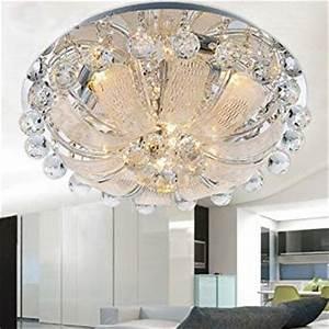 Deckenleuchten Für Wohnzimmer : moderne kristall deckenleuchten wohnzimmer led ~ Michelbontemps.com Haus und Dekorationen